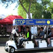 Street Fair Shuttle Service