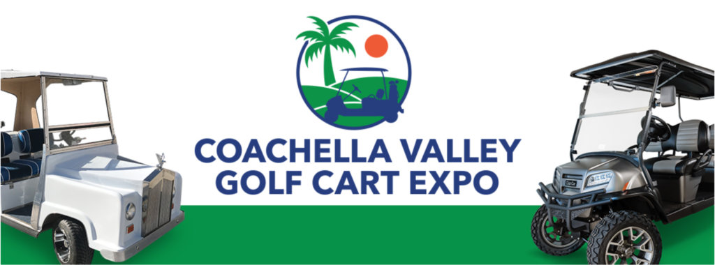 Golf Cart Expo Street Fair Palm Desert